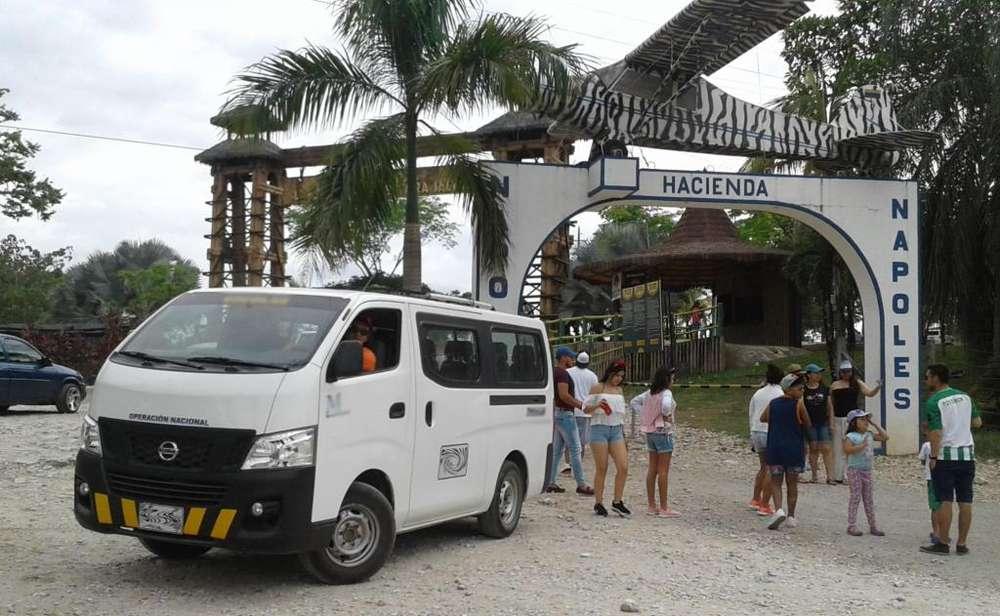Turismo Paseos Transporte Especial