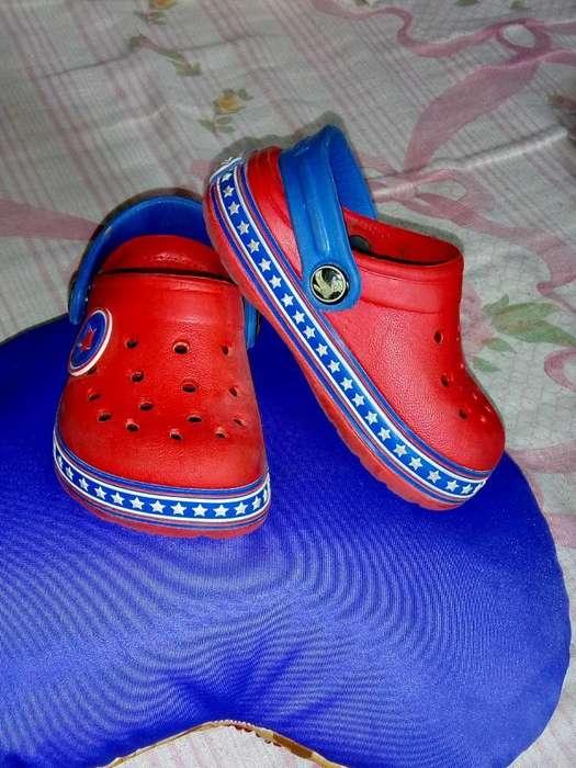 Zapatos Cross Bebe Evacol Original Niñ@