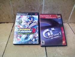 Combo Ps2