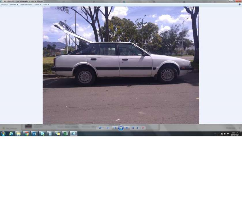 Mazda 626 1988 - 166518 km