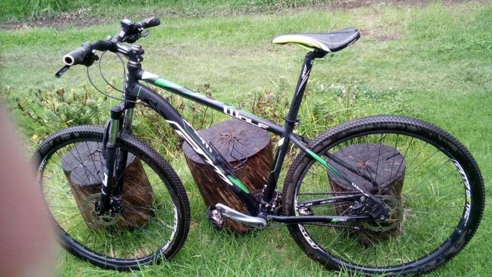 Bicicleta de Montaña Gw Wolf Rin 29