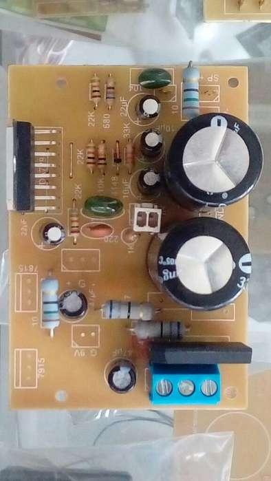 Tarjeta para Amplificador de Sonido 400