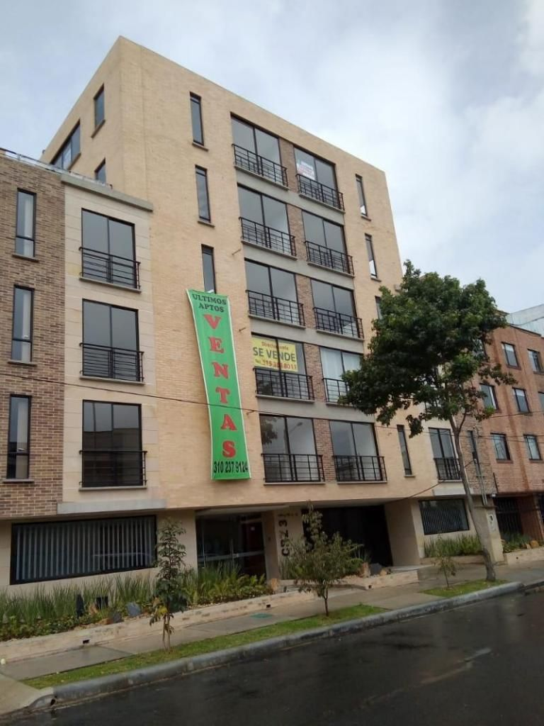 Apartamento En Venta En Bogota La Soledad-Teusaquillo Cod. VBAAV2477