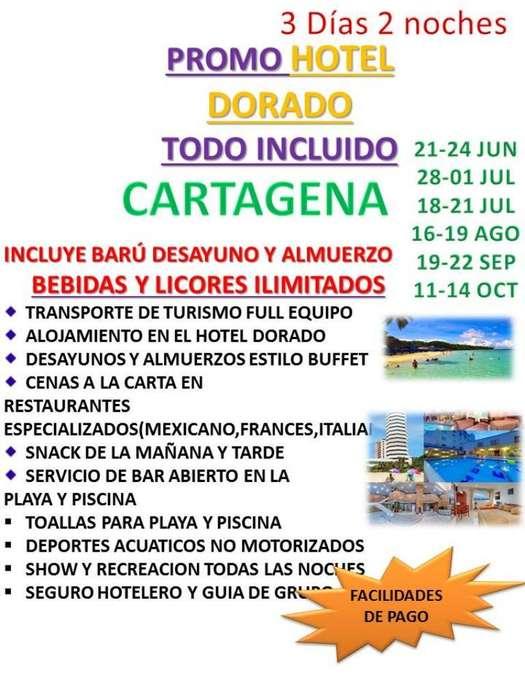 Plan Cartagena Todo Incluído