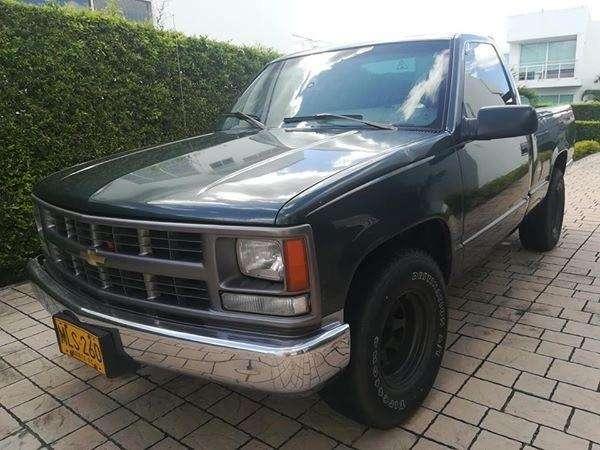 Chevrolet Cheyenne 1995 - 123400 km