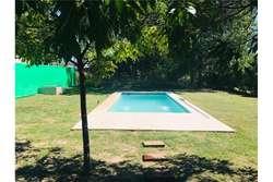 Excelente casa con pileta y patio/ Hostal del Sol