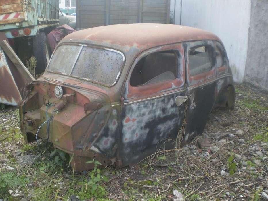 Carrocería <strong>ford</strong> 1937 sedan 4 puertas