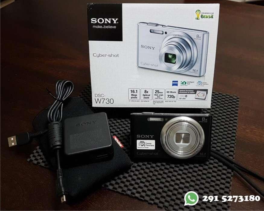 SONY DSCW730