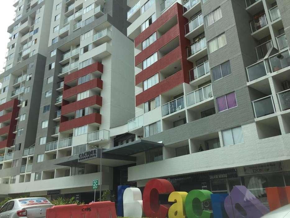 Se cede apartamento en Cacique Condominio