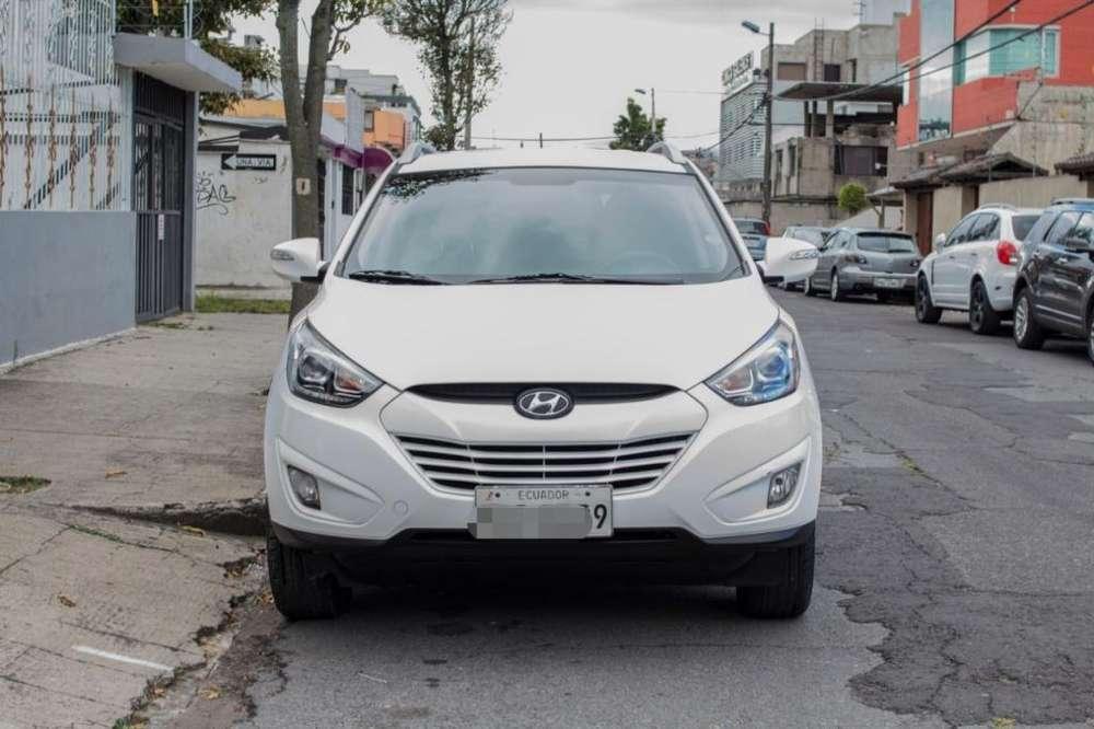 Hyundai Tucson 2015 - 40000 km