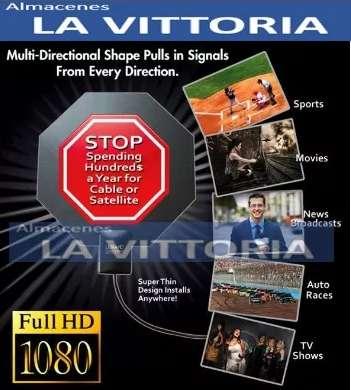 Anteta Ultra HD Clear Vsion