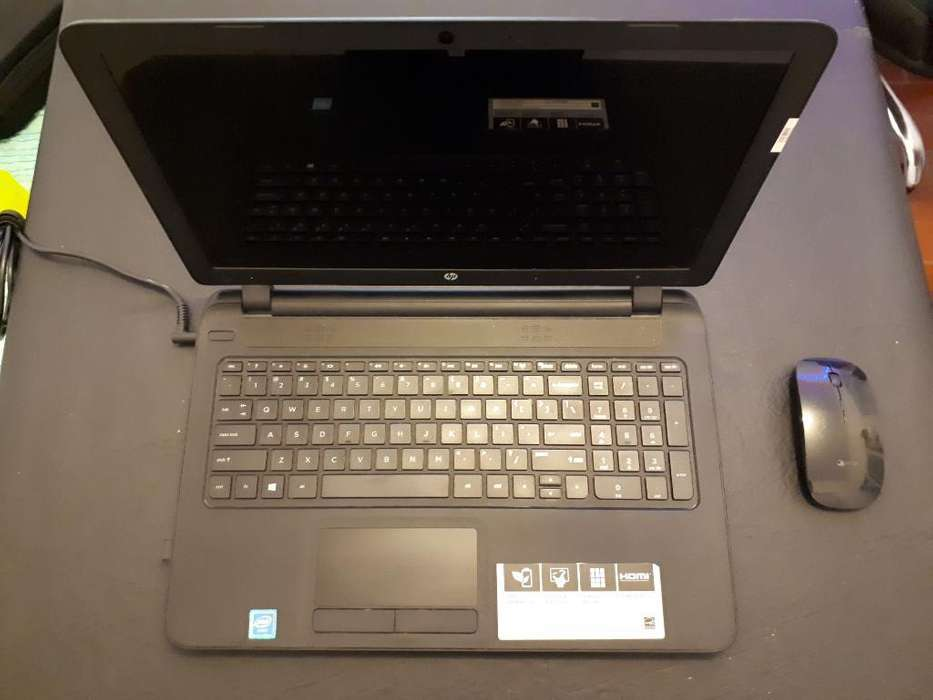 Vendo Computadora Hp Notebook