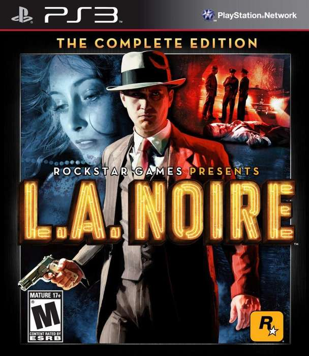 JUEGO L.A. NOIRE THE COMPLETE EDITION PS3