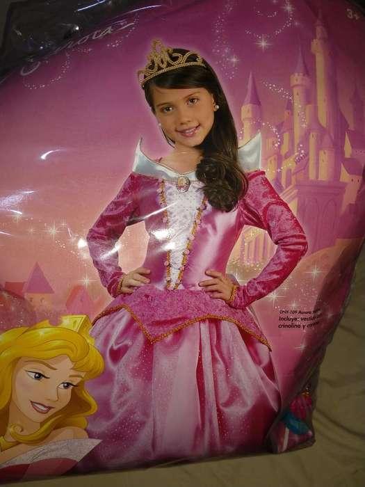 Disfraz Princesa Disney!!!