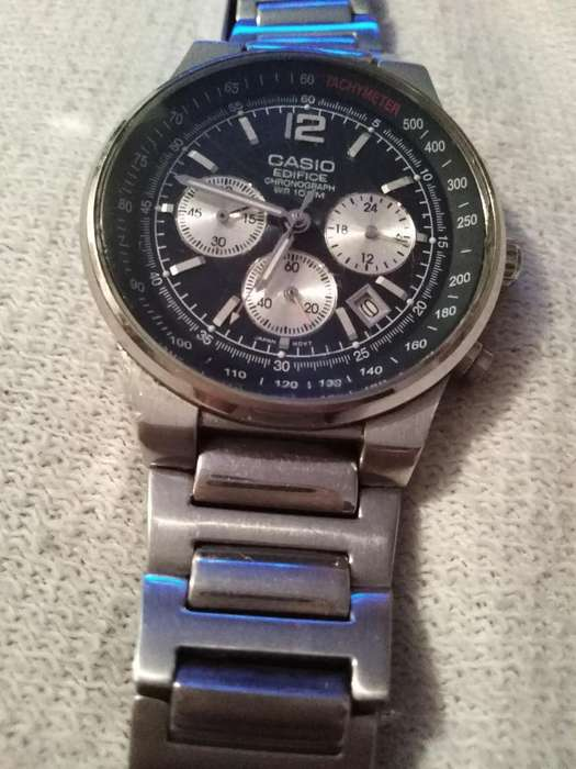 Casio Edifice Chronograph Wr 100m