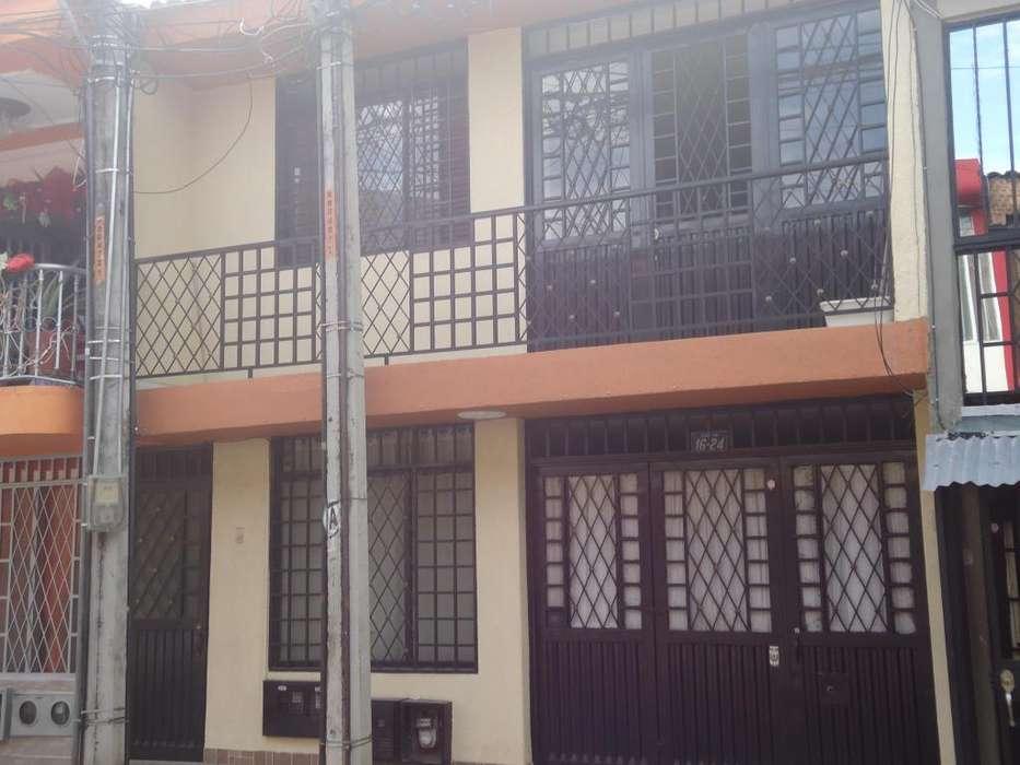 Arriendo apartamento segundo piso, barrio Villa Milena