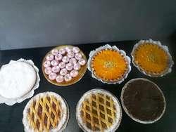 Tartas Y Pastafrolas por Pedido