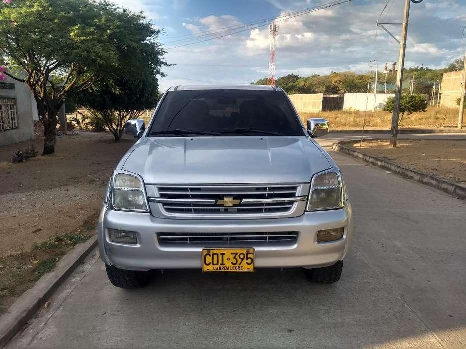 Chevrolet Luv D-Max 2006 - 123 km