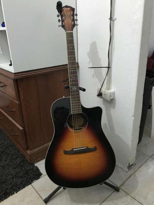 Guitarra Electro Acustica Fender Original