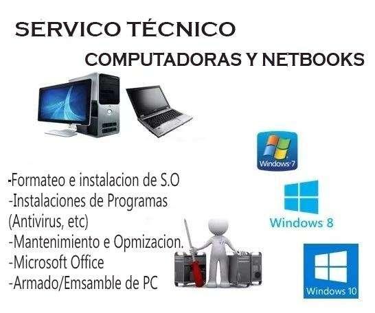 Servicio Técnico de <strong>pc</strong>