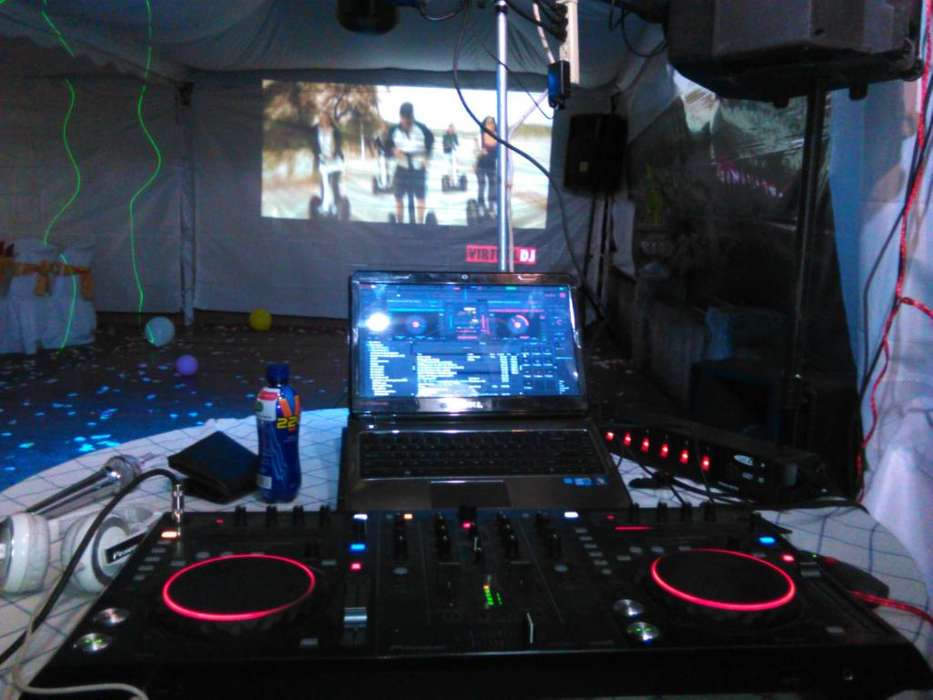 Disco movil dj y karaoke