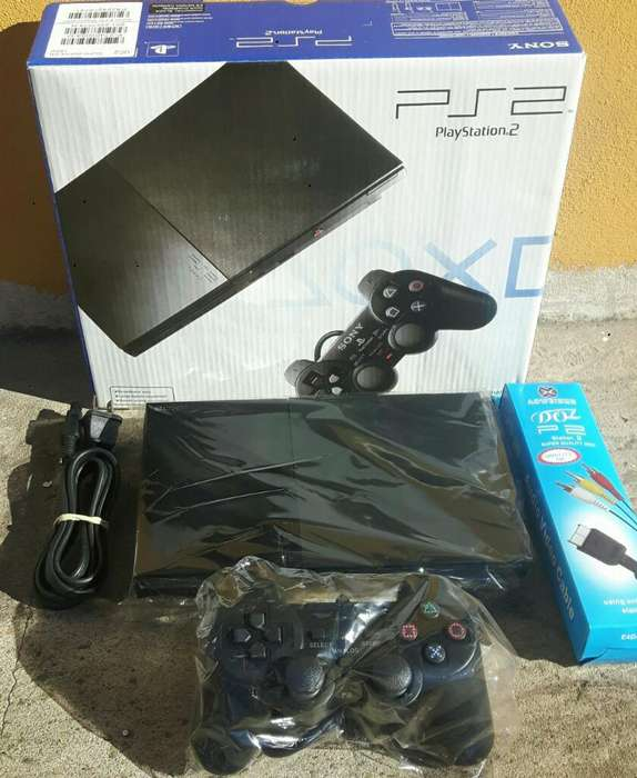 Playstation 2 en Stock