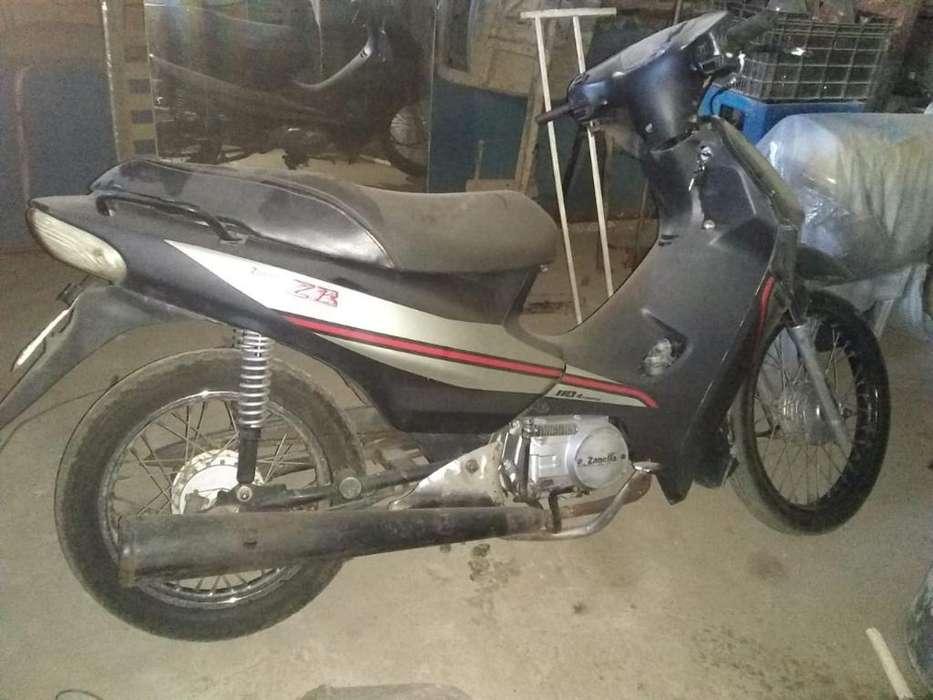 Moto Zanella Zb 110 Mod 2011