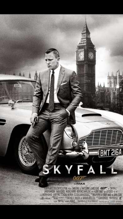 Vendo Auto de Colección de James Bond007