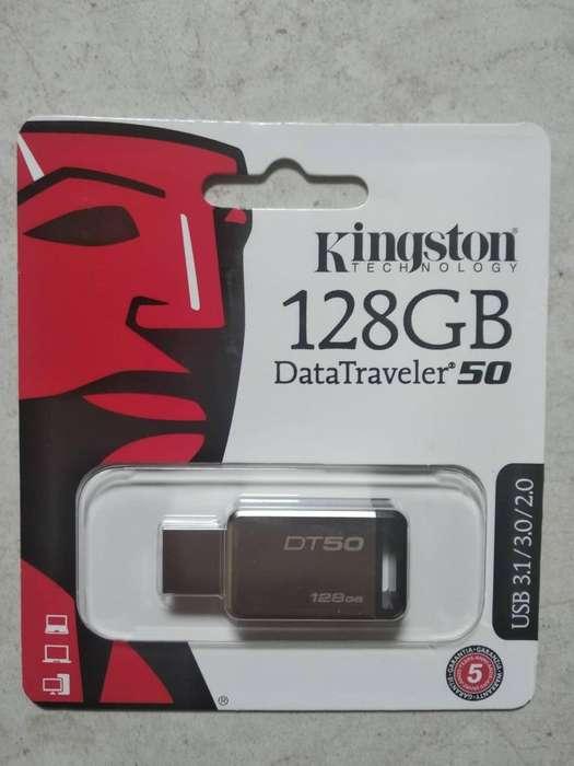 Memoria USB de 128 GB