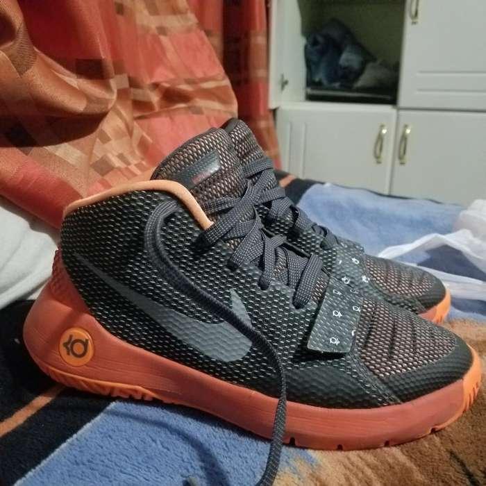 Nike Kdtrey5 Oginales para Niño Talla 5y