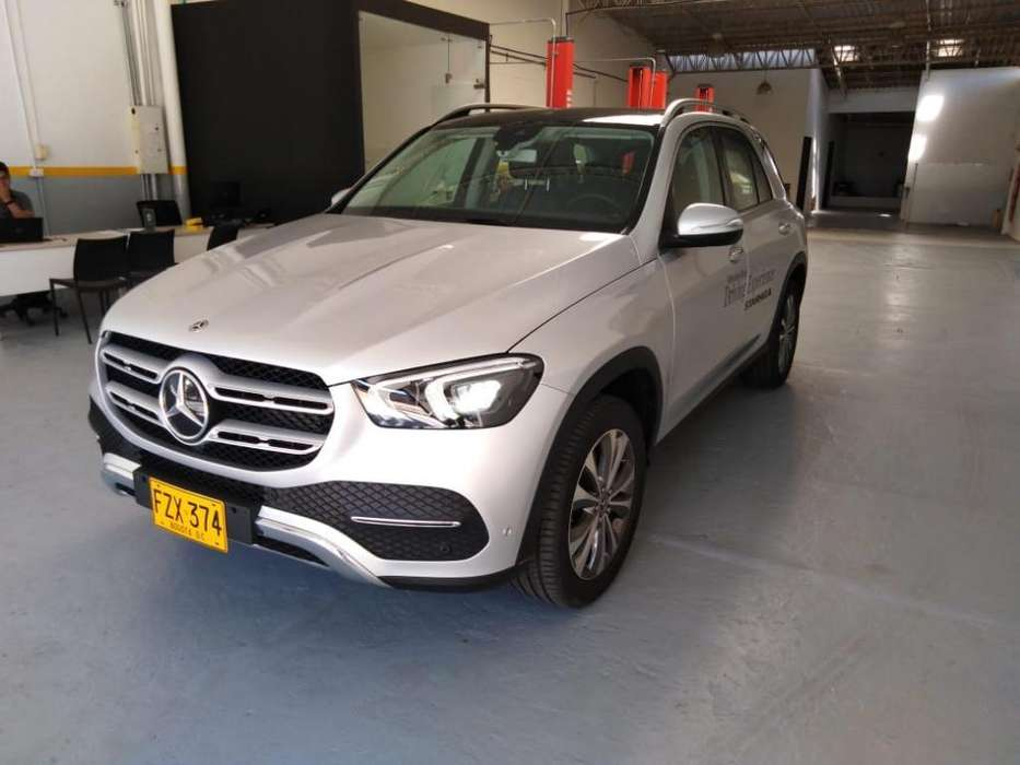 <strong>mercedes</strong>-Benz Clase GLE 2020 - 2609 km