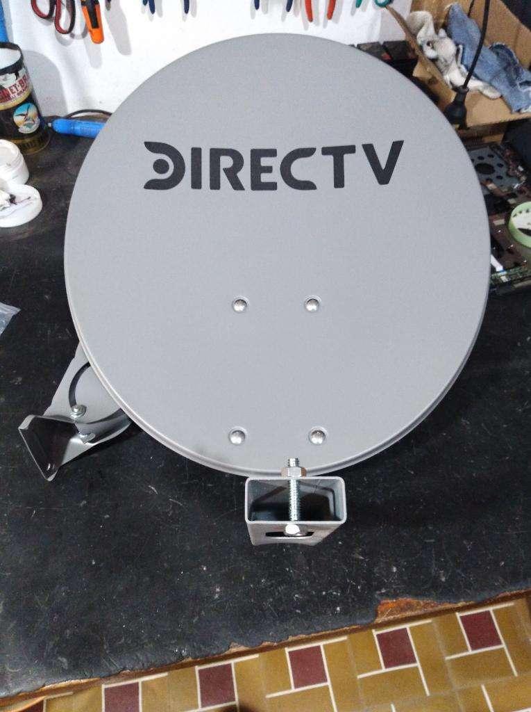 Antena Satelital de 46cm