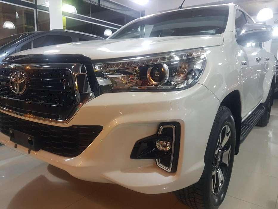 Toyota Hilux 2019 - 3 km