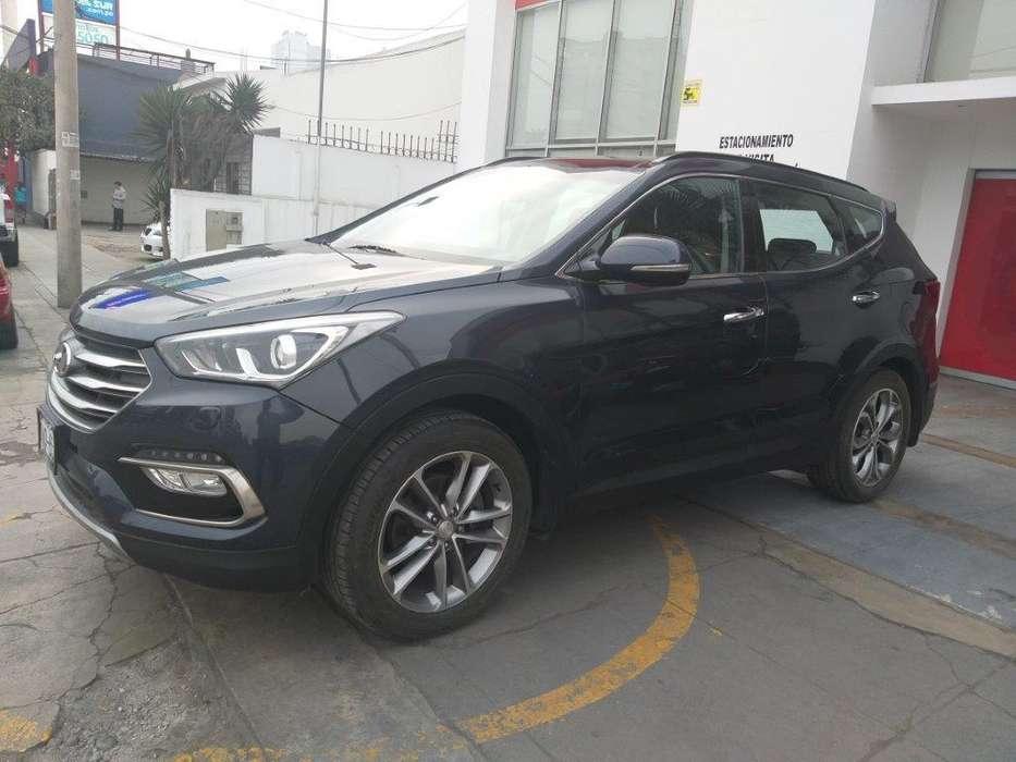 Hyundai Santa Fe 2016 - 42354 km