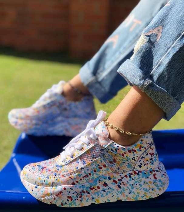 Calzado Tenis para Mujer