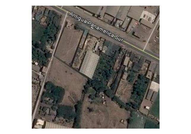 Remato Terreno industrial en Lurin