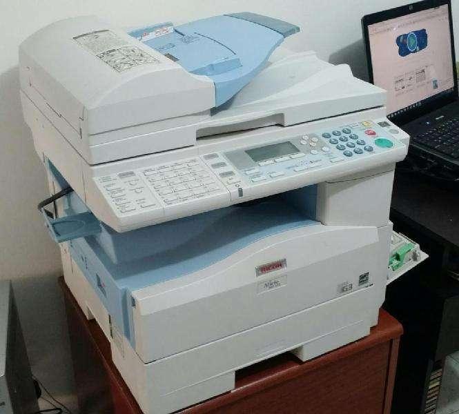 Impresora Multifuncional Ricoh Mp201