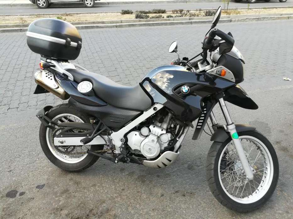 Extranjero Vende BMW F650GS En Perfecto Estado