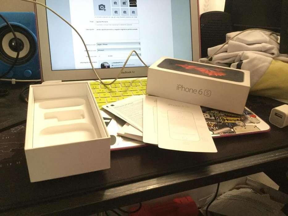 Caja de iPhone 6S