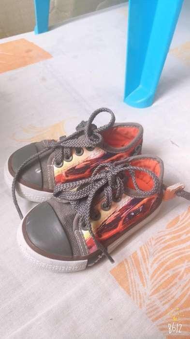 Zapatos de Bebe T 19