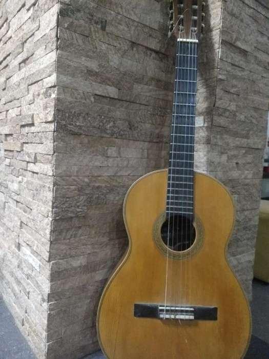 Guitarra Criolla Marca Fernandez