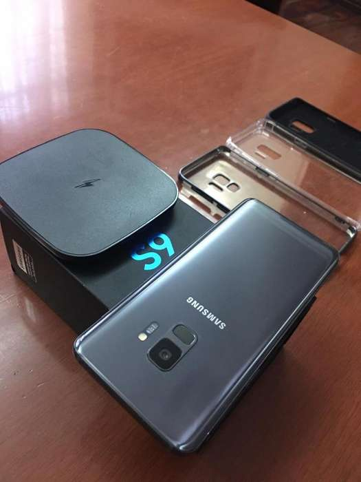 Samsung S9 Como Nuevo