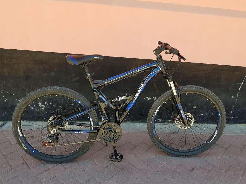 Bicicleta Montañera Nuevo