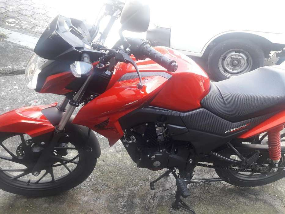 Vendo Honda Twister 125