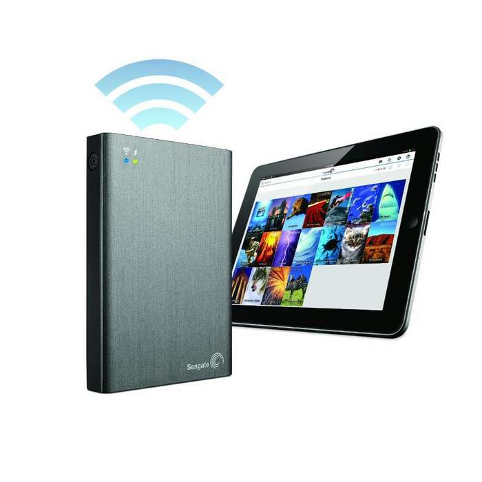 Disco Duro Externo Seagate Wireless 1tb
