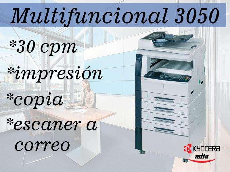 OFERTA DE EQUIPOS MULTIFUNCIONALES