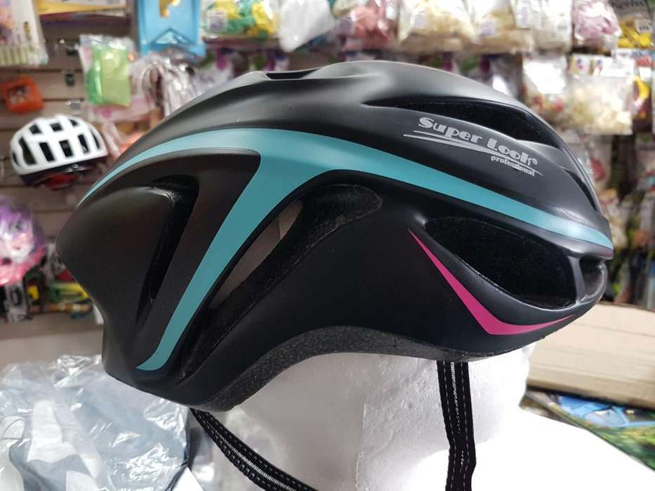 Casco Super Look para Dama, Mtb/ruta