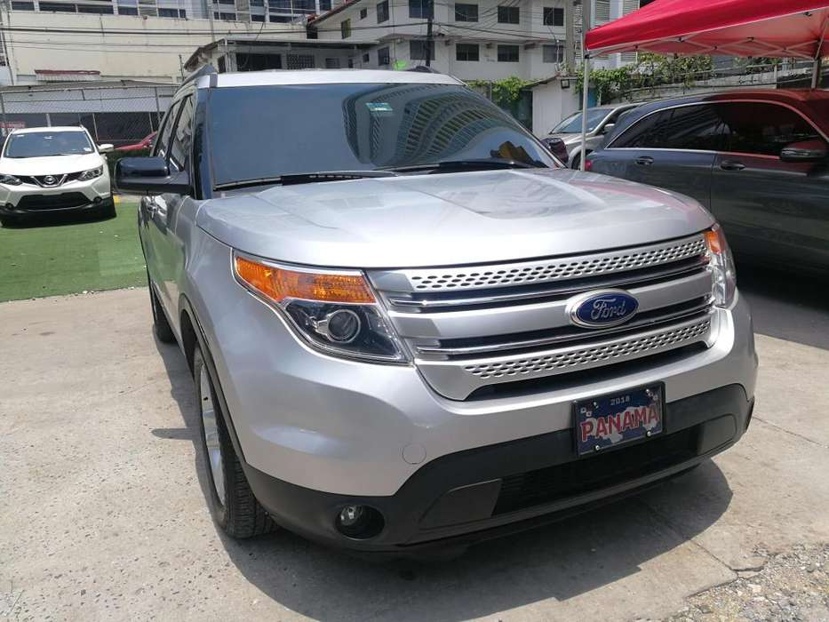 Ford Explorer 2013 - 88000 km