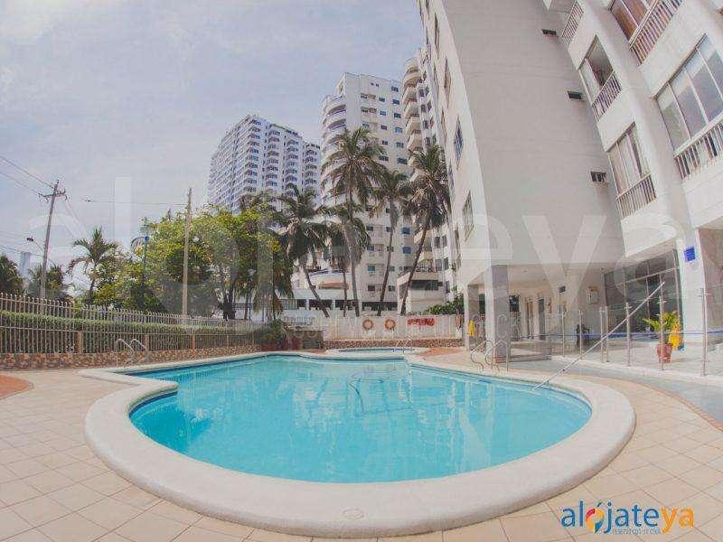 Ideal Apartaestudio Cartagena Laguito