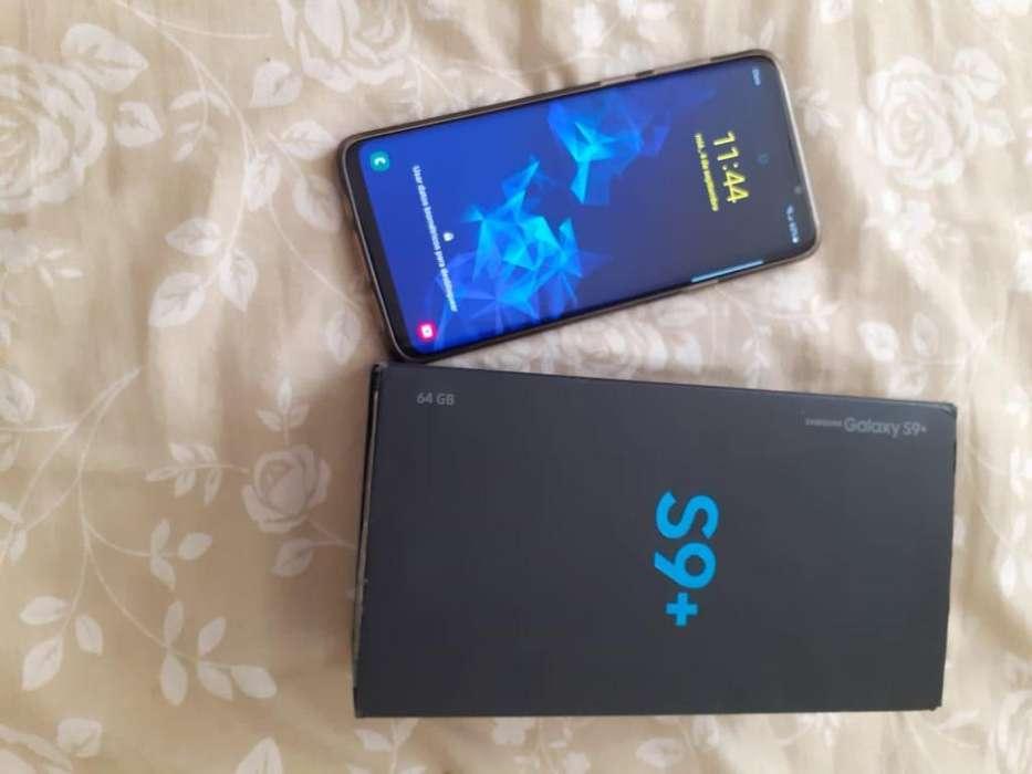 Sansung S9 Plus Sero Detalles